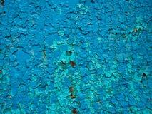 Textura azul Imagem de Stock Royalty Free