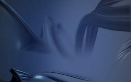 Textura azul abstrata do fundo Foto de Stock Royalty Free