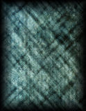 Textura azul altamente detallada del paño de Grunge Fotos de archivo libres de regalías