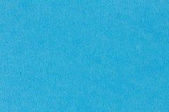 Textura azul apacible de EVA de la espuma con la superficie simple foto de archivo libre de regalías