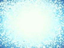 Textura azul criativa Imagem de Stock