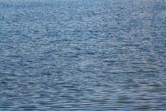 Textura azul da água foto de stock royalty free