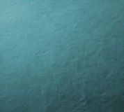 Textura azul da parede de pedra Imagem de Stock Royalty Free