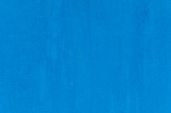 Textura azul da parede para o fundo Fotografia de Stock Royalty Free