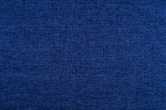 Textura azul da tela de um material de mat?ria t?xtil ilustração royalty free