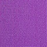 Textura azul de la estera de la yoga fotos de archivo libres de regalías