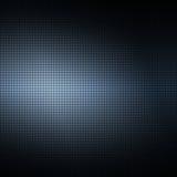 Textura azul de la fibra Foto de archivo libre de regalías