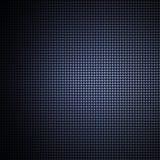 Textura azul de la fibra del carbón Fotos de archivo