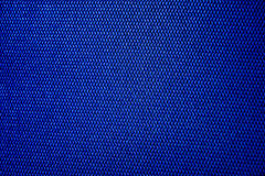 Textura azul de la materia de la silla Foto de archivo