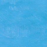 Textura azul de la pared Fotos de archivo libres de regalías
