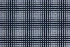 Textura azul de la red Detalles arquitectónicos foto de archivo