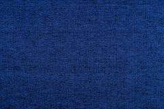 Textura azul de la tela de un material de materia textil imagenes de archivo