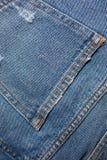 Textura azul de los pantalones vaqueros del dril de algodón Textura del fondo de los vaqueros de la mezclilla azul imágenes de archivo libres de regalías