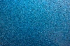 Textura azul del alivio decorativo abstracto del Grunge imagen de archivo