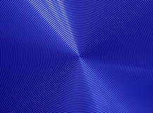 Textura azul del metal Foto de archivo