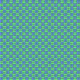 Textura azul del paño que teje Fotografía de archivo libre de regalías