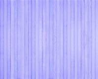 Textura azul del tablón de madera del pino para el fondo Fotos de archivo