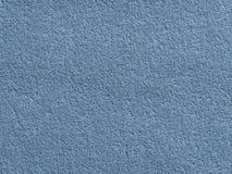 Textura azul do roughcast Fotos de Stock