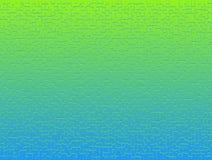 Textura azul e verde Imagens de Stock