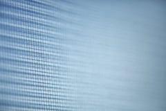 Textura azul enfocada borrosa del lado izquierdo Foto de archivo libre de regalías
