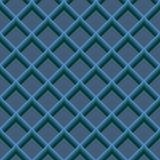 Textura azul. Fondo inconsútil del vector Foto de archivo