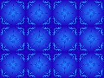Textura azul inconsútil con gradientes Fotos de archivo libres de regalías
