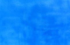 Textura azul marina de la pared del yeso Imagen de archivo libre de regalías