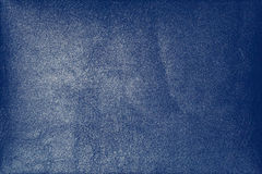 Textura azul marino de cuero de lujo abstracta para el fondo Fotografía de archivo