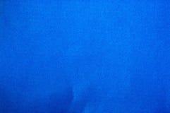 Textura azul profunda do papel Imagens de Stock