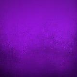 Textura azul púrpura del fondo del grunge Imágenes de archivo libres de regalías