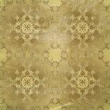 Textura barroco del estilo Foto de archivo libre de regalías