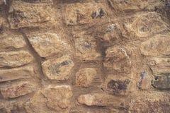 Textura bege da parede Fotografia de Stock