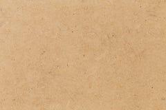 Textura bege pressionada do cartão foto de stock