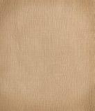 Textura beige de la lona Foto de archivo