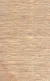 Textura beige de la manta Fotos de archivo libres de regalías