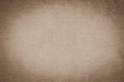 Textura beige del extracto del arte pintada en fondo de la lona de arte Imagen de archivo libre de regalías