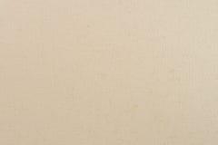 Textura beige del vinilo Fotografía de archivo