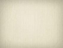 Textura beige envejecida de la tela Imagen de archivo