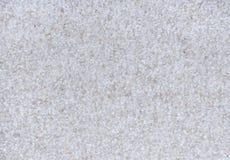 Textura blanca de la arena Imagen de archivo libre de regalías
