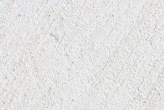 Textura blanca de la pared del mortero Imagen de archivo