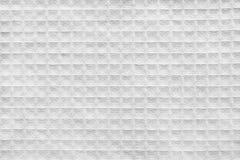 Textura blanca del algodón Imagen de archivo