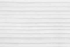 Textura blanca del tablón de madera del pino Fotografía de archivo libre de regalías