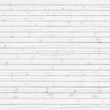 Textura blanca del tablón de madera del pino Imagen de archivo libre de regalías