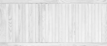 Textura blanca del tablón de madera del pino Imagen de archivo