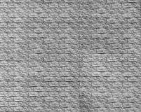 Textura blanca gris clara de alta resolución de la pared de ladrillo Fotos de archivo libres de regalías