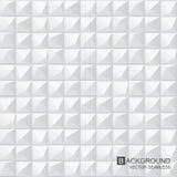 Textura blanca - inconsútil Fondo del vector Foto de archivo libre de regalías