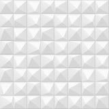 Textura blanca - inconsútil Fondo del vector Imagen de archivo libre de regalías