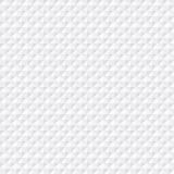 Textura blanca - modelo inconsútil elegante Foto de archivo libre de regalías
