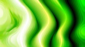 Textura blanco y negro de la ondulación de la curvatura del verde del extracto libre illustration