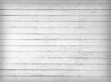 Textura blanco y negro de tablones de madera Foto de archivo